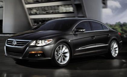 2012 Volkswagen CC Lux Limited  VW CC Lux Limited First Drive