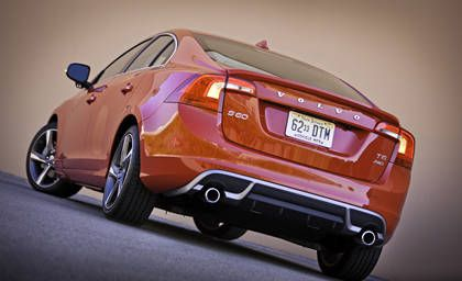 2012 Volvo S60 T6 AWD R-Design - 2012 Volvo S60 T6 First