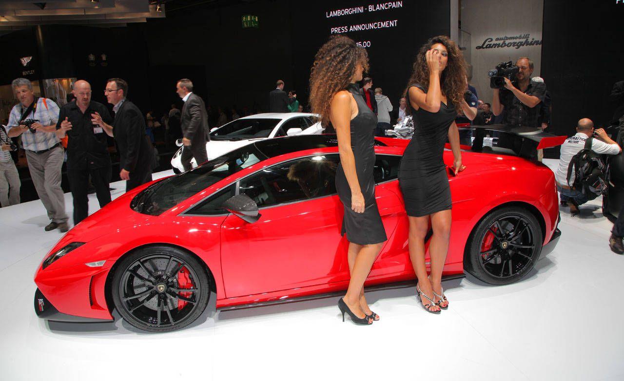 2012 lamborghini gallardo lp 570 4 super trofeo stradale at frankfurt auto show