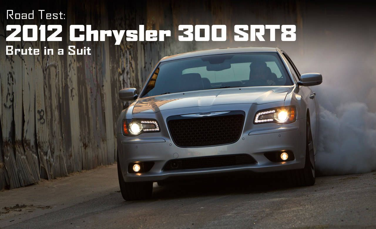 2012 Chrysler 300 Srt8 Road Test 2005 Owners Manual