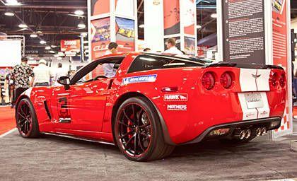 Chevrolet Corvettes at 2011 SEMA Show - Chevy Corvette ...