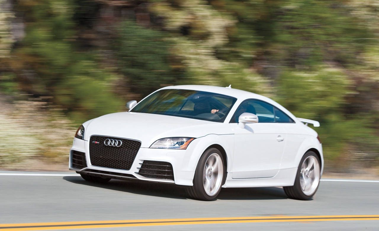 2012 Audi Tt Rs Road Test With Specs 3 2 Vvt Engine Diagram