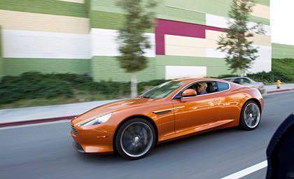 Aston Martin Virage Drive Aston Martin Virage Review - Galpin aston martin inventory