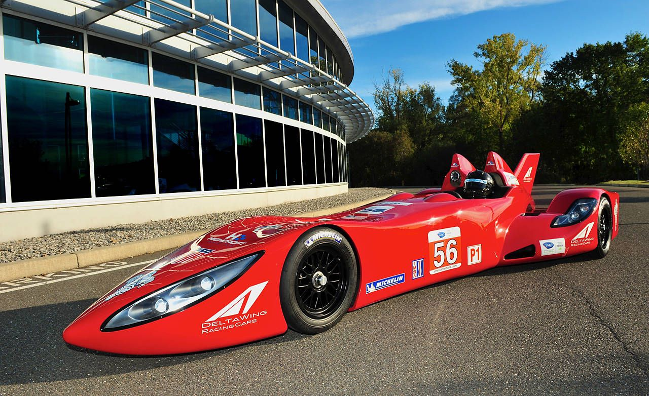 Project 56 DeltaWing Race Car Details and Specs