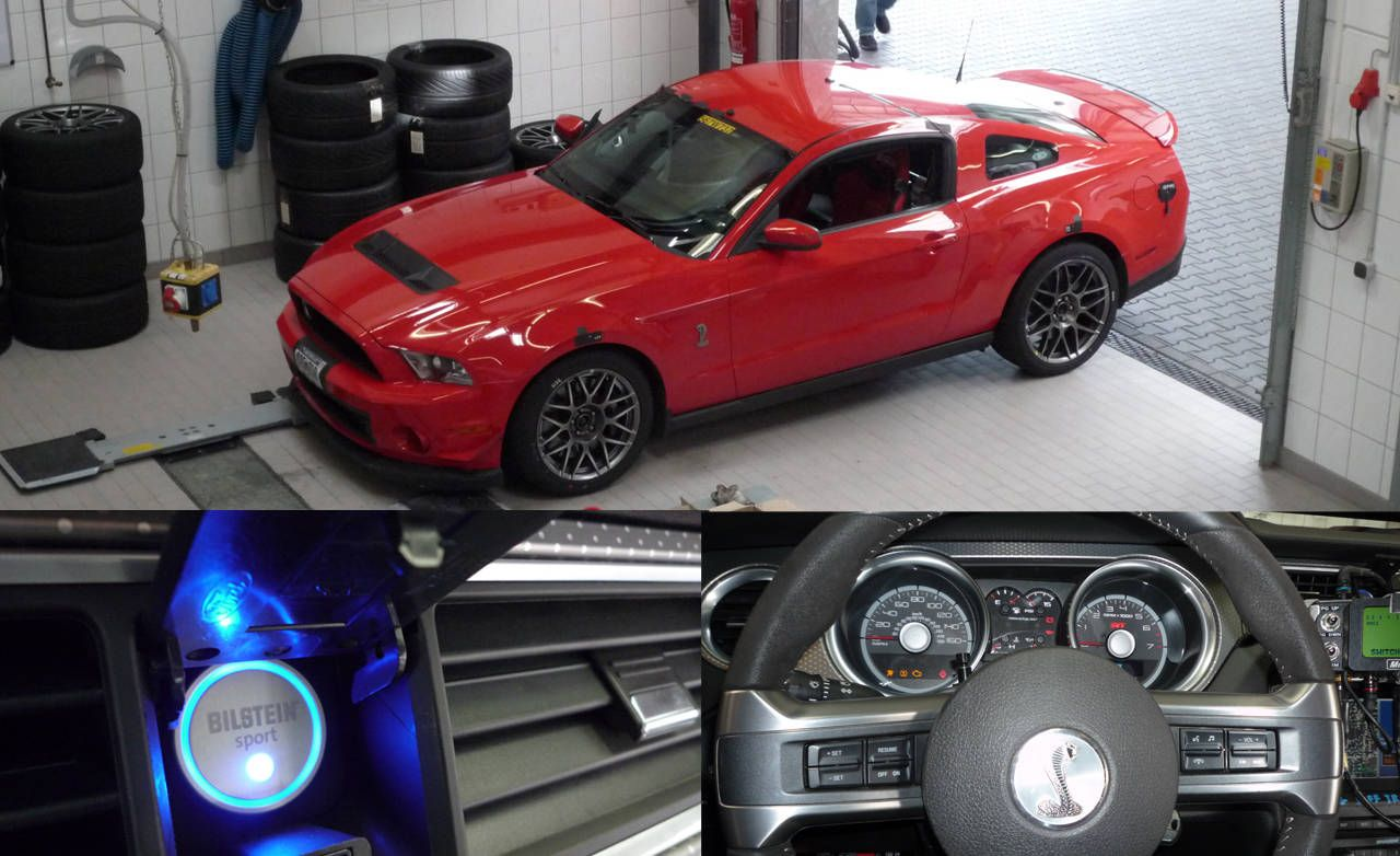 2013 Ford Shelby GT500 Specs and First Ride 2013 Ford Shelby