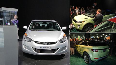 2012 North American Car And Truck Of The Year Winners Announced