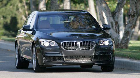 2010 BMW 760Li Long-Term Road Test