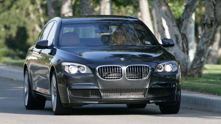 2010 BMW 760Li Long-Term Road Test