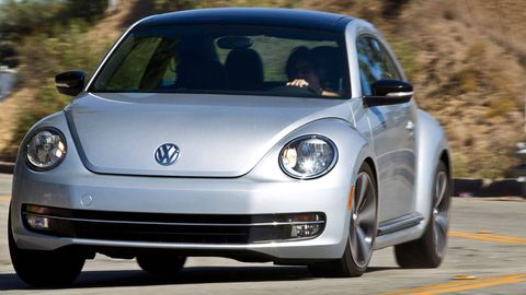 2017 Volkswagen Beetle Turbo