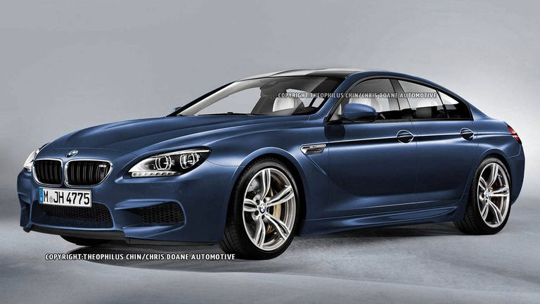 2013 BMW M6 Gran Coupe – BMW M6 Gran Coupe Photos and Specs