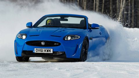 2012 jaguar xkrs convertible