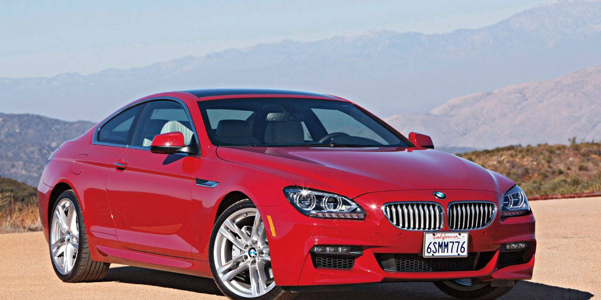 2012 BMW 650i Coupe First Drive Review RoadandTrackcom