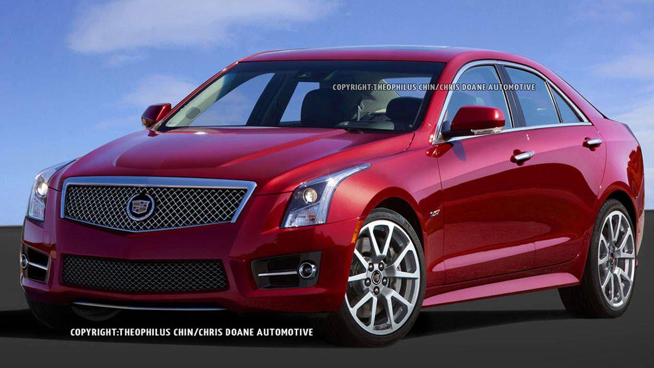 2014 Cadillac ATS-V - 2014 Cadillac ATS-V Photos and Specs