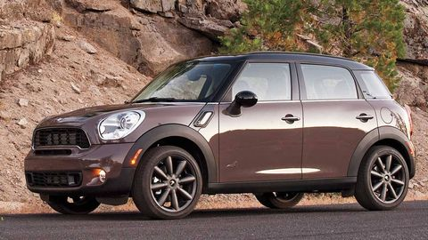 2011 Mini Cooper S Countryman All4 Long Term Road Test Results