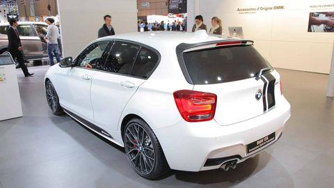 BMW M135i Concept - BMW\'s New Hatchback
