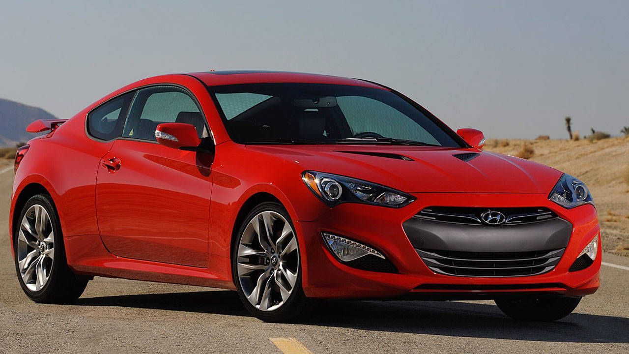 While The Genesis Sedan Made A Sizeable Splash In The Luxury Sedan Segment  When It Was Introduced In 2008, Its Two Door Stablemate, The Genesis Coupe,  ...