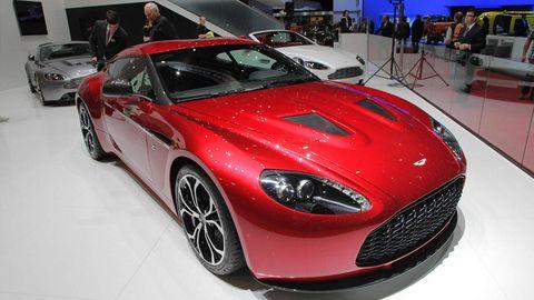 Aston Martin V Zagato Pictures Specs And Price - Aston martin v12 zagato specs