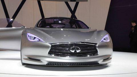 Automotive design, Vehicle, Headlamp, Grille, Automotive lighting, Automotive exterior, Car, Performance car, Hood, Sports car,