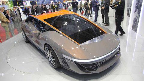 Automotive design, Vehicle, Land vehicle, Event, Car, Personal luxury car, Auto show, Supercar, Exhibition, Sports car,
