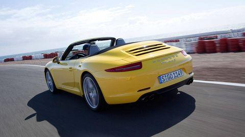 2013 Porsche 911 Cabriolet First Drive Review
