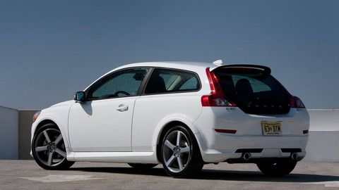 2012 Volvo C30 T5 R Design With Polestar First Drive