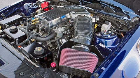2012 Shelby 1000 Mustang First Drive - 200-mph, 1000-bhp