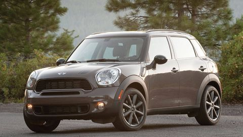 Specs 2017 Mini Countryman All4