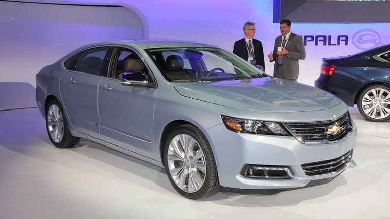2014 chevrolet impala photos and specs chevy impala pictures all new sheet metal and revamped mechanicals on the 2014 chevrolet impala herald the arrival of the 10th generation of this iconic american family car voltagebd Image collections