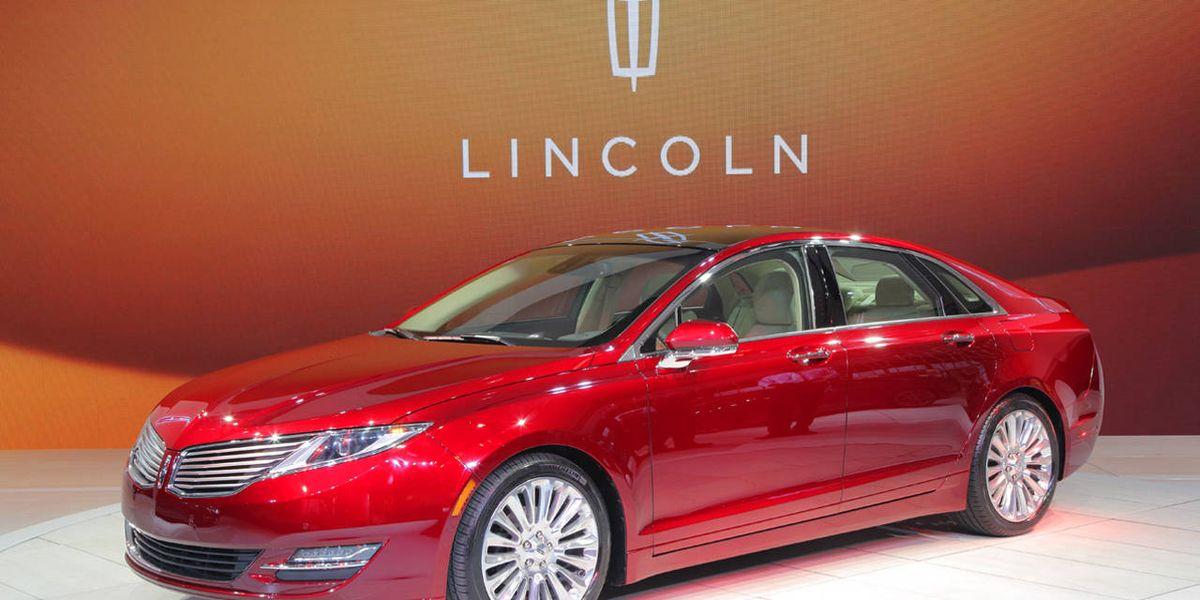 2021 Spy Shots Lincoln Mkz Sedan - Car Wallpaper
