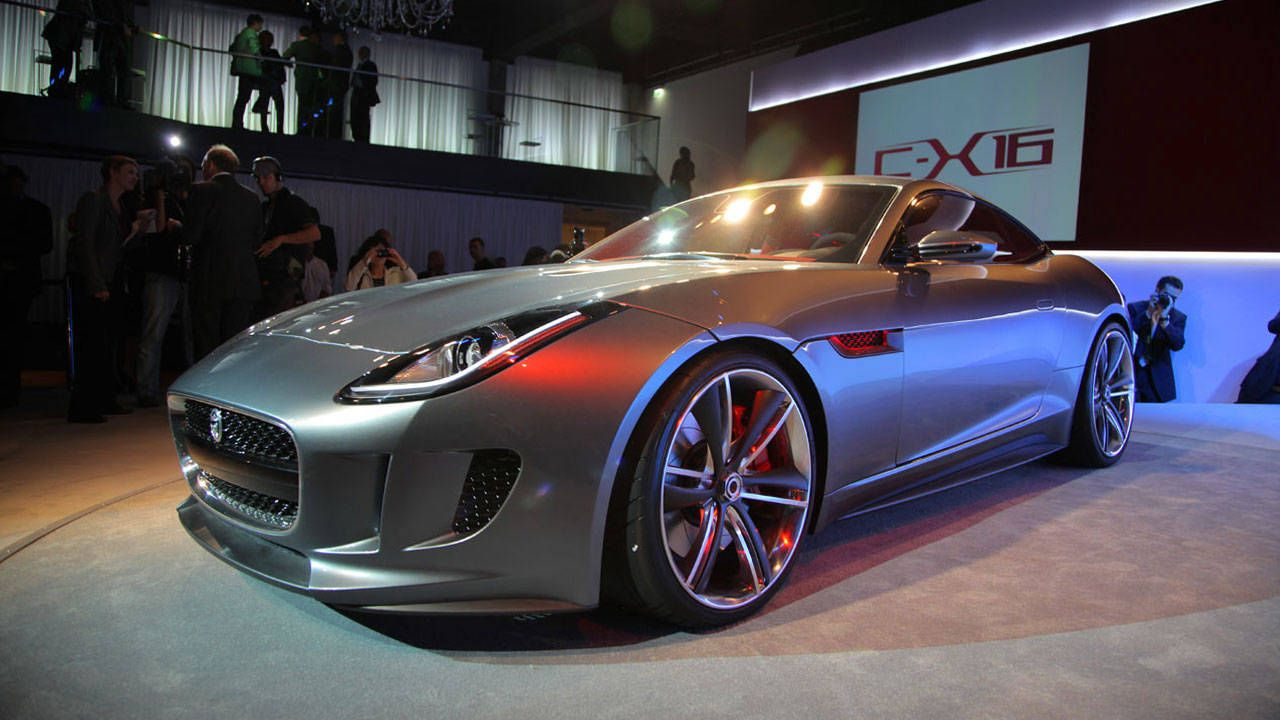 ... Was Shown Last Fall At The Frankfurt Auto Show, The New Jaguar F Type,  Unlike Its Larger XK Sibling, Is A True 2 Seat Sports Car As Opposed To A 2+ 2 GT.