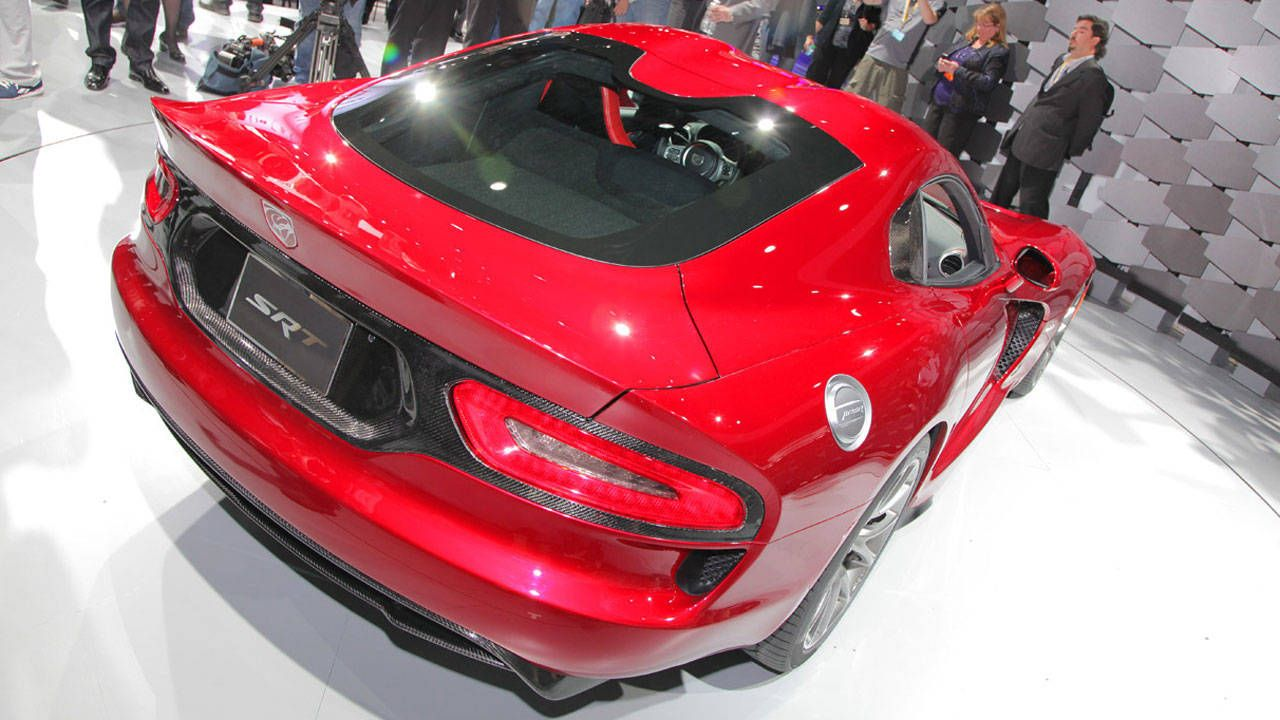 2013 SRT Viper Specs, Engine, Photos and Full Details with ...