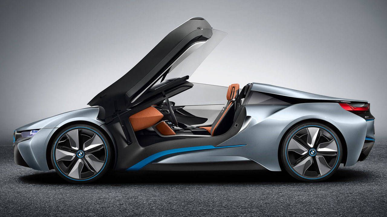 Bmw I8 Concept Spyder Photos And Technical Specs
