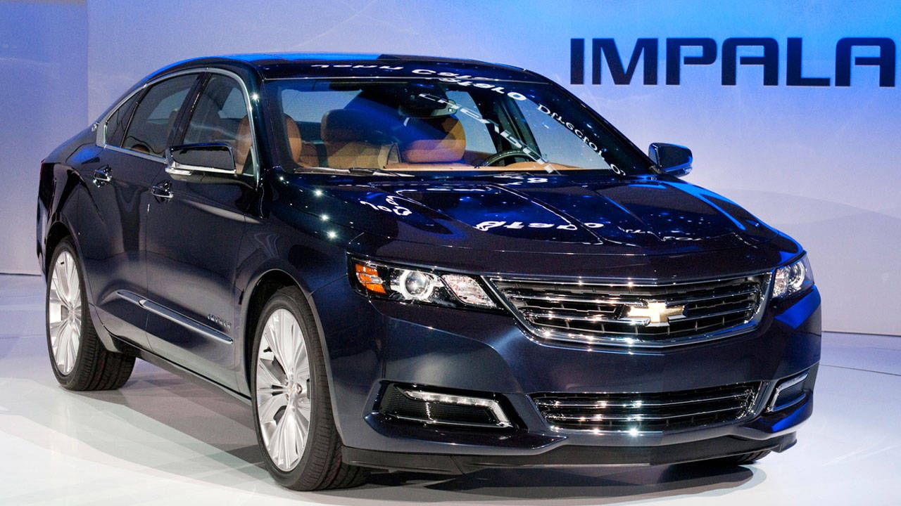 Top 5 Facts About the New 2014 Chevrolet Impala - The Real Spin ...