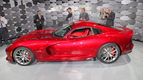 Eight Things You Need To Know About The New 2013 Srt Viper