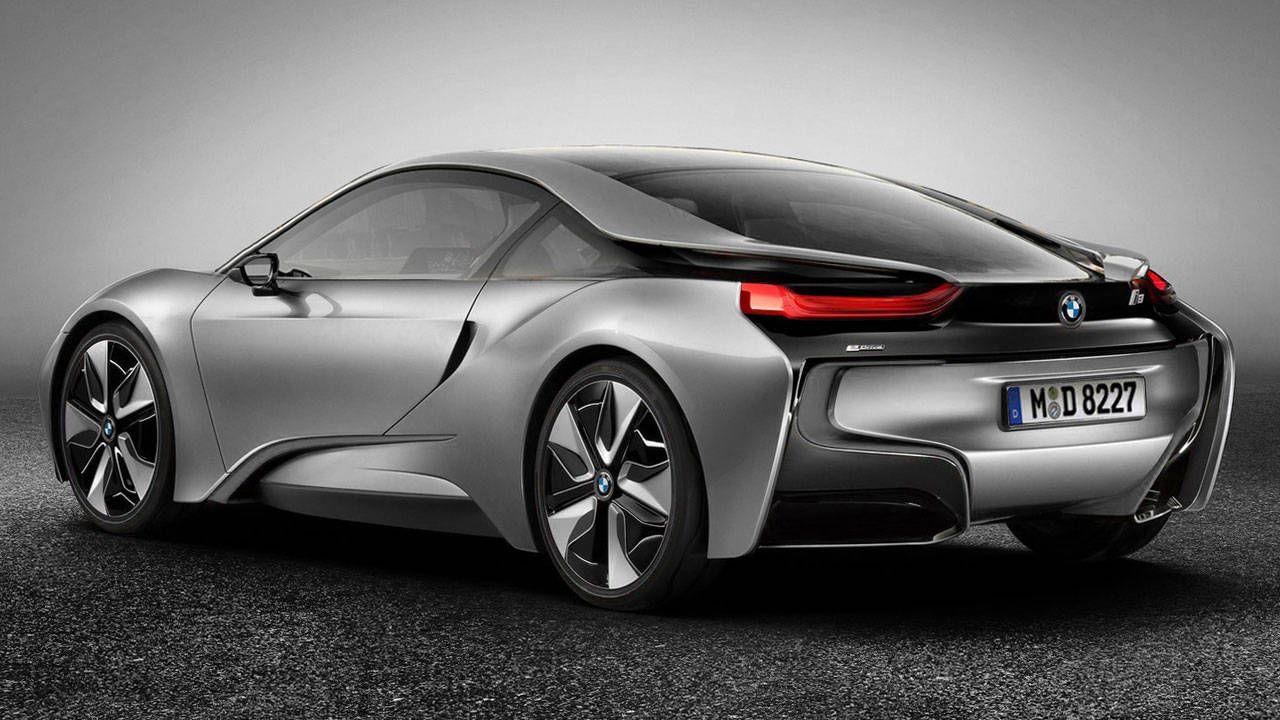2014 Bmw I8 Coupe Production Sheet Metal Revealed Bmw I8