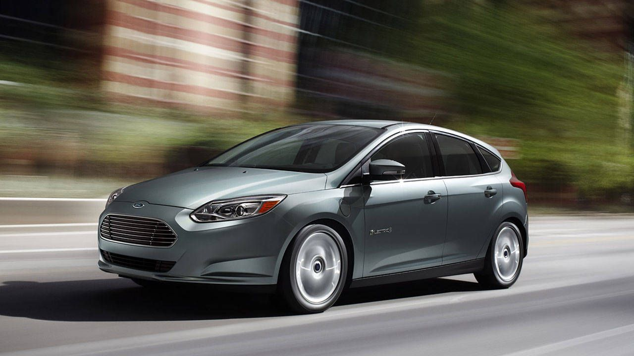 2012 Ford Focus Electric Review With Specs Range Mpg And Photos Fuel Tank
