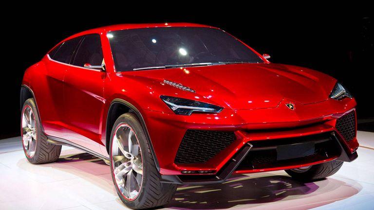 Lamborghini Urus Concept 2012 Pictures, Video, Specs – 2017 Lambo ...