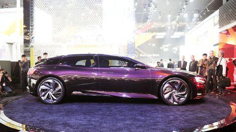 purple numero concept