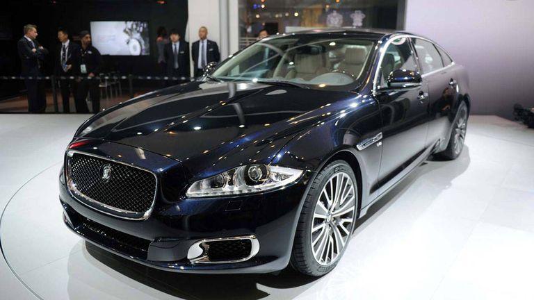 Jaguar Car Price In India Top Model
