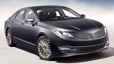 This Is Now Make It Or Break Time For The Lincoln Brand After Ford Unceremoniously Dropped Mercury From Its Range Left As Automaker S One