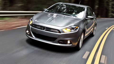 2013 Dodge Dart Review Specs Price Photos Roadandtrack Com