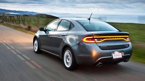 2013 Dodge Dart Review Specs Price Photos Roadandtrack