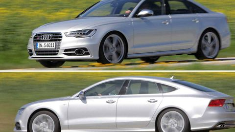 Audi S And Audi S Review Specs And Photos - Audi s7