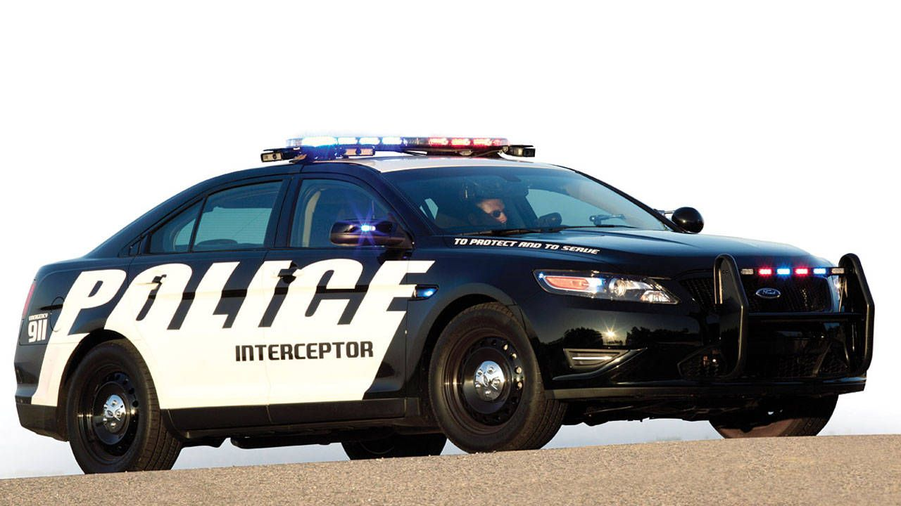 New Police Cars >> A New Police Car For The Times