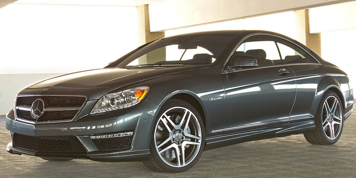 2012 MercedesBenz CL63 AMG Specs Price Review and Photos
