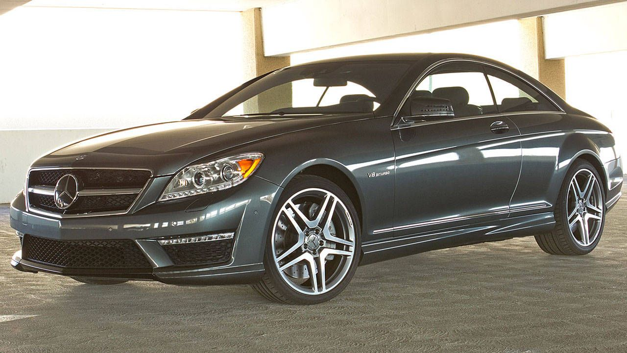 The $151,500 Mercedes Benz CL63 AMG Is A Difficult Car To Assess. It  Contains Enough Features To Occupy A Monthu0027s Worth Of Customization.