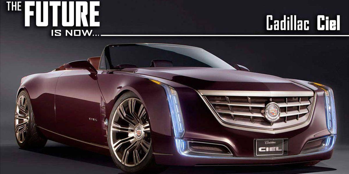 Cadillac Ciel Price >> Cadillac Ciel Concept Car In-Depth – Future Car Concept from Cadillac – RoadandTrack.com