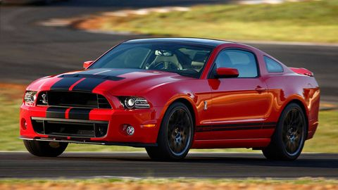 2013 Ford Shelby GT500 First Drive – 200 mph Production Mustang ...