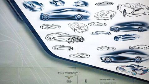 Inside A Top Tier Automotive Design School Car Design School What You Need To Know Roadandtrack Com