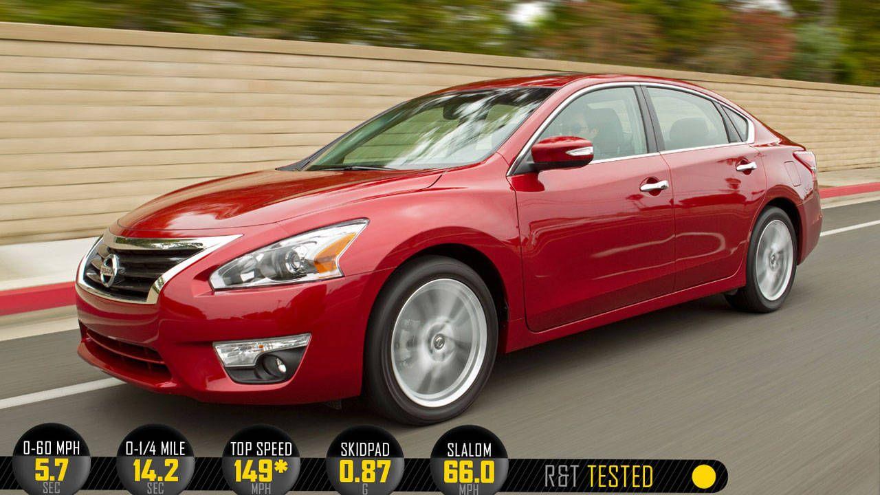 2013 Nissan Altima 3 5 Sl Specs Photos Price 2013 Nissan Altima First Drive Roadandtrack Com